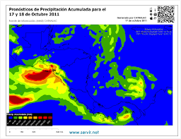 Map Of Central America And Caribbean by Servir Analysis Of Heavy Rains In The Region Of Central America