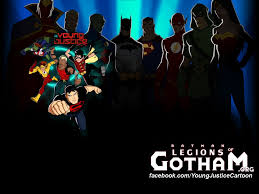 young justice young justice cartoon downloads wallpaper young justice cartoon