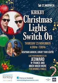 jedward to perform at kirkby town centre christmas light switch on