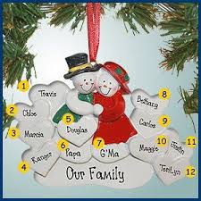 best 132 personalized ornaments images on holidays and