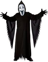 scary costumes for kids smiley the ghost scary kids costume mr costumes