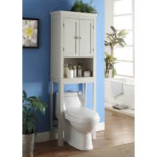 Bathroom Storage Above Toilet by Bathroom Enchanting Bathroom Storage Over Toilet In Espresso