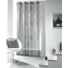 rideau voilage cuisine voilage pour cuisine moderne rideau voilage a oeillets 140 240 cm