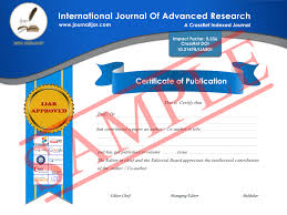 how to start writing a scientific paper international journal of scientific and research publications download your certificate certificate sample e journal downloads