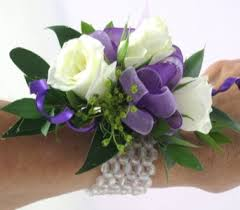purple corsage send a blast of purple corsage in raleigh nc raleigh florist