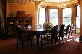 victorian dining room royalty free stock photo image 1866315