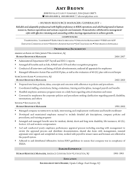 corporate resume format resume format for hr executive in india new hr resume