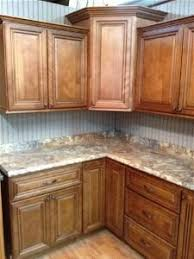 Kitchen Glazed Cabinets My Golden Oak Cabinet Kitchen Remodel Darkened With Glaze And