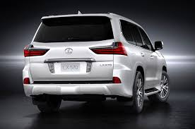 lexus suvs 2017 2017 lexus lx 570 review auto list cars auto list cars