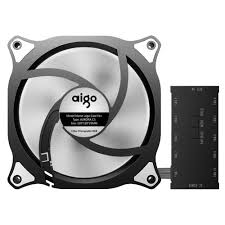 computer case fan sizes aliexpress com buy aigo c5 5 pack pc computer case fan