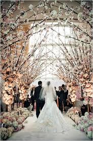 Wedding Church Decorations Wedding Ceremony Decoration Ideas With 50 Stunning Wedding Aisle