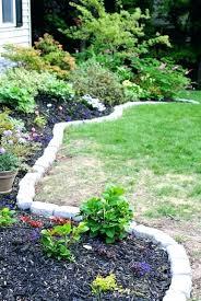 Rock Borders For Gardens Rock Flower Garden Ideas Small Rock Garden Ideas Perennial Rock