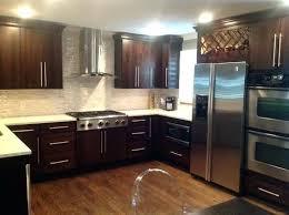 coordinating wood floor with wood cabinets coordinating cabinets countertops and flooring wadaiko yamato com
