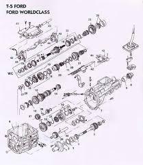 1994 ford f150 parts catalog borg warner t5 t5 class rebuild kits bw t5 speed manual