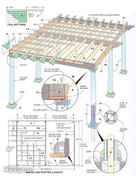 Easy Pergola Ideas by 75 Best Deck And Pergola Design And Ideas Images On Pinterest