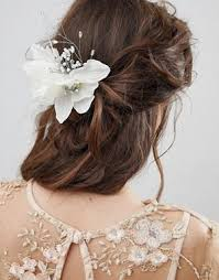hair corsage wedding jewelry bridal jewelry online asos