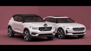 all new 2018 volvo xc40 concept suv youtube