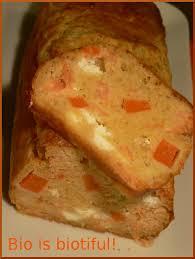 cuisiner le potiron cake potiron saumon fumé chèvre cuisine plurielles fr