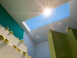 light bulbs that mimic sunlight coelux s fake window mimics the sunlight so you ll never have to go