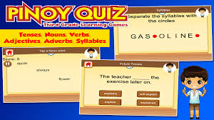 pinoy 3rd grade learning games android apps on google play