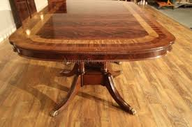 Traditional Dining Room by Extra Large Formal Mahogany Dining Table For Traditional Dining