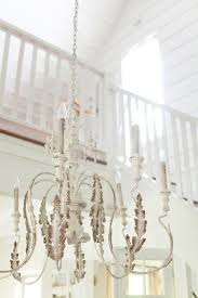 Chandelier Makeover An Aidan Gray Inspired Chandelier Makeover Decor To Adore