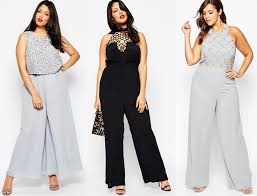 new years jumpsuit 15 plus size jumpsuits for new year s shapely chic sheri