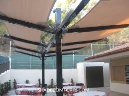 los angeles patio shade sails