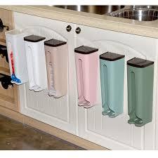 boite de cuisine maison écologique boîte de rangement ordures sacs organisateur boîte