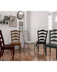 Ladder Back Dining Chairs Here S A Great Deal On Eleanor Ladder Back Wood Dining