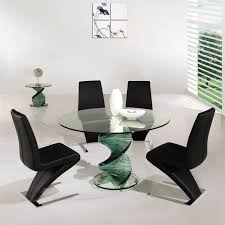 home design glass dining table lucite craig van den brulle