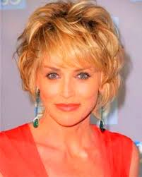 short curley hairstyles for middle aged women mature women hairstyles trend hairstyle and haircut ideas