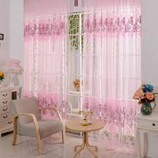 Pink Girls Bedroom Curtains Online Get Cheap Beaded Curtains For Girls Room Aliexpress Com
