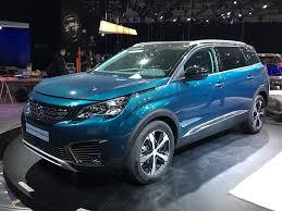 peugeot new cars 2016 peugeot 5008 spied at the 2016 paris motor show venue