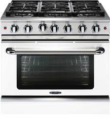 capital mcr366n 36 inch precision series gas freestanding range
