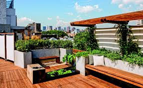 house plans with roof deck terrace 9 remarkable rooftop garden designs around the world photos