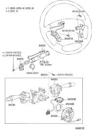 toyota steering wheel control wiring diagram toyota wiring