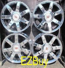 2007 cadillac escalade rims wheels for cadillac escalade ebay