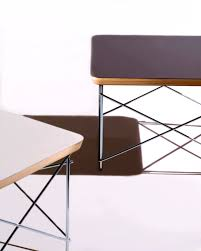 hermanmiller eames wire base low table the century house