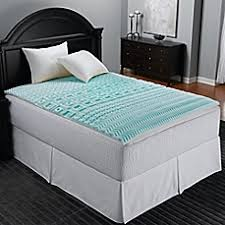 Foam Bed Topper Mattress Pads Mattress Toppers Covers U0026 Protectors Bed Bath