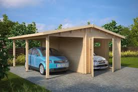 Carports And Garages Wooden Garages U0026 Carports Online Uk