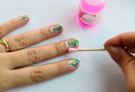 how to do nail art step by step 3 easy simple steps