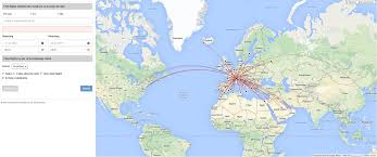 Amtrack Route Map by Openflights Airport And Airline Data Whos Afraid Of One Belt One