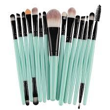 15pcs make up brush set