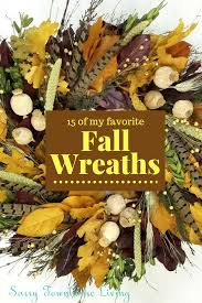 Fall Wreaths 15 Of My Favorite Fall Wreaths
