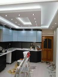 plafond suspendu cuisine idées de design d intérieur et photos de rénovation image de
