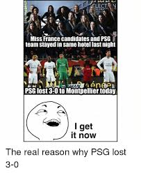 Meme France - lect sn ss fra 17 medi 17 miss france candidates and psg team stayed