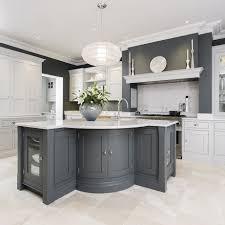 grey kitchen island kitchen grey normabudden com