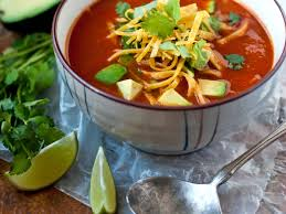 cooking light chicken tortilla soup tortilla soup recipe quick from scratch one dish meals food wine