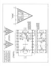 free cabin plans free a frame cabin plans 9 small a frame plans draw